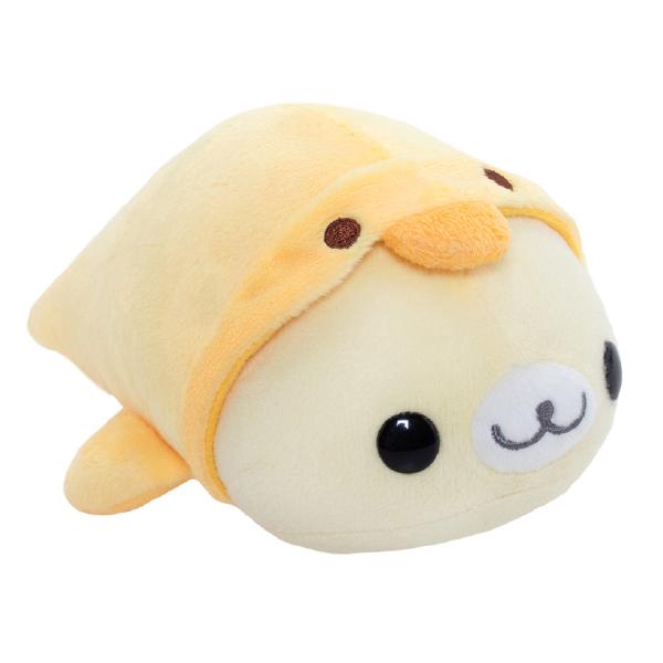 "Lemon-Goma Duck Plushie (7"")"