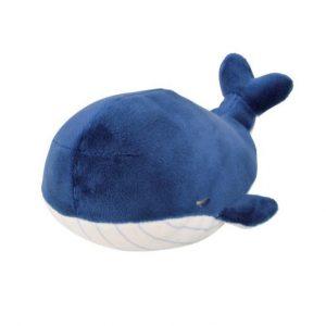 """Marshmallow Plushie (5"""") – Blue Whale Kanaloa"""