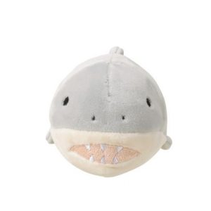 "Marshmallow Plushie (5"") – Shark Same"